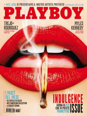 Playboy Italy - November 2013