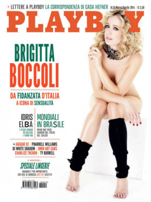 Playboy Italy - Playboy (Italy) March 2014