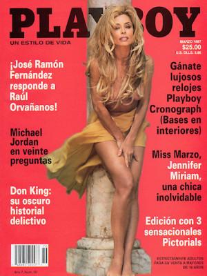 Playboy Mexico - Playboy (Mexico) March 1997