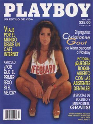 Playboy Mexico - Playboy (Mexico) April 1997