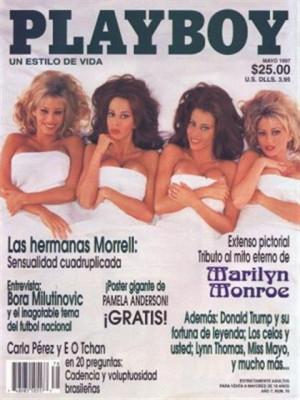 Playboy Mexico - Playboy (Mexico) May 1997