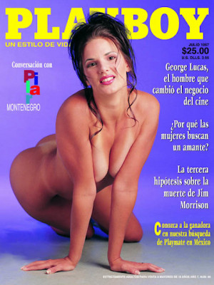 Playboy Mexico - Playboy (Mexico) July 1997