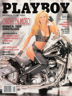Playboy Mexico - Playboy (Mexico) August 1997