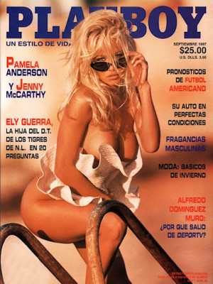 Playboy Mexico - Playboy (Mexico) Sep 1997