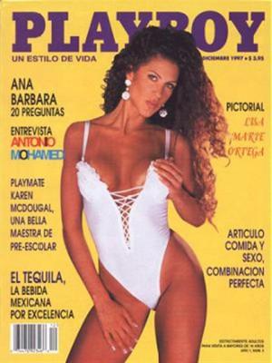 Playboy Mexico - Playboy (Mexico) Dec 1997