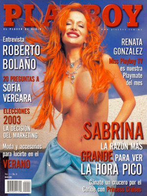 Playboy Mexico - Playboy (Mexico) July 2003