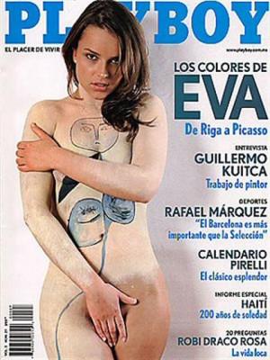 Playboy Mexico - Playboy (Mexico) Jan 2005