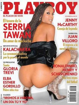 Playboy Mexico - Playboy (Mexico) Feb 2005