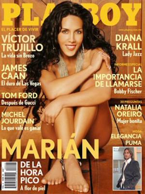 Playboy Mexico - Playboy (Mexico) March 2005