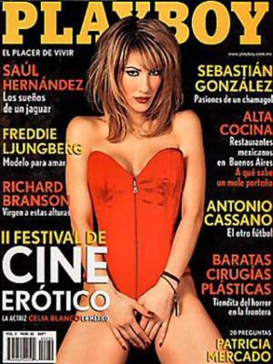 Playboy Mexico - Playboy (Mexico) June 2005
