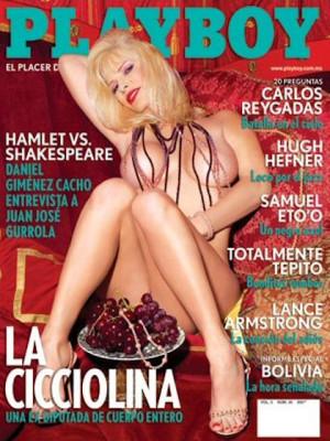 Playboy Mexico - Playboy (Mexico) Sep 2005