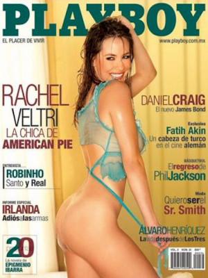 Playboy Mexico - Playboy (Mexico) Dec 2005