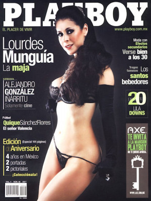 Playboy Mexico - Playboy (Mexico) Oct 2006