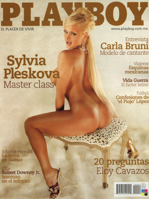 Playboy Mexico - Playboy (Mexico) May 2007