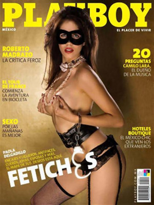 Playboy Mexico - Playboy (Mexico) July 2009