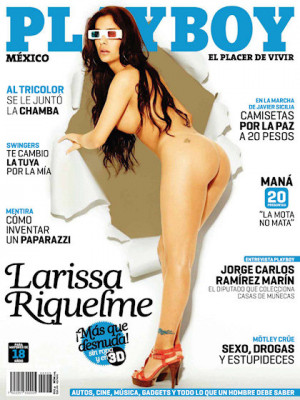 Playboy Mexico - Playboy (Mexico) May 2011