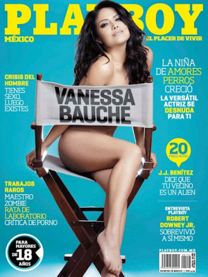 Playboy Mexico - Playboy (Mexico) Feb 2012