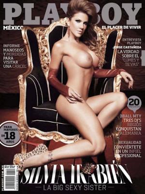 Playboy Mexico - Playboy (Mexico) April 2012
