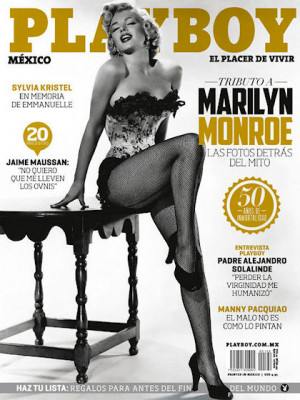 Playboy Mexico - Playboy (Mexico) Dec 2012