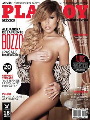Playboy Mexico - Playboy (Mexico) Feb 2013