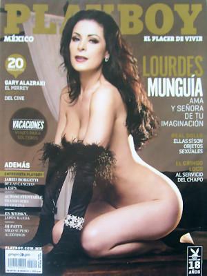 Playboy Mexico - Playboy (Mexico) July 2013