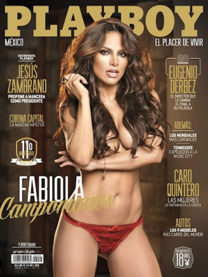 Playboy Mexico - Playboy (Mexico) Oct 2013