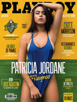 Playboy Mexico - Playboy (Mexico) August 2014