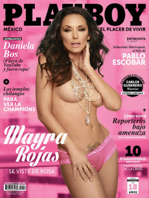 Playboy Mexico - Playboy (Mexico) May 2015