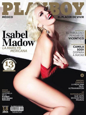 Playboy Mexico - Playboy (Mexico) Oct 2015