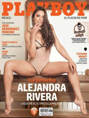 Playboy Mexico - Playboy (Mexico) June 2016