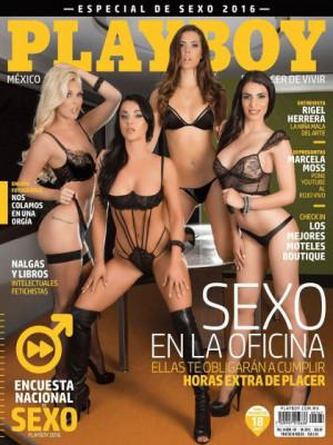 Playboy Mexico - Playboy (Mexico) Sep 2016