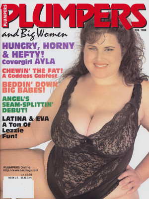 Plumpers and Big Women - February 1998