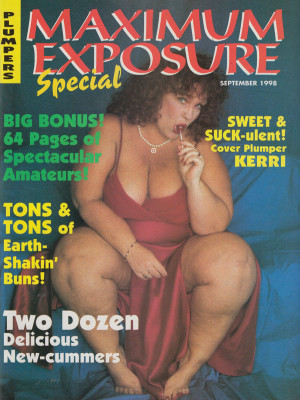 Plumpers and Big Women - September 1998