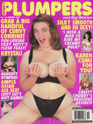 Plumpers and Big Women - January 2001