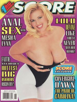 Score Magazine - November 1997