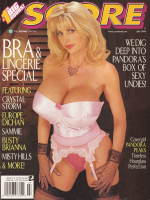 Score Magazine - July 1999