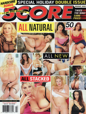 Score Magazine - Holiday 2003