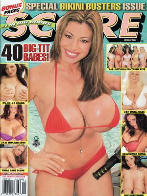 Score Magazine - October 2005