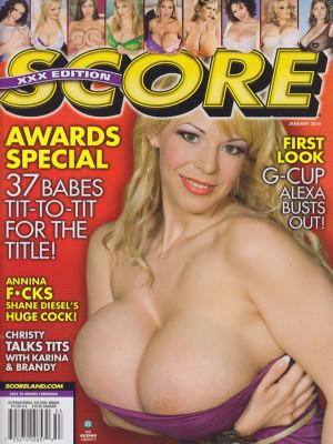 Score Magazine - January 2010