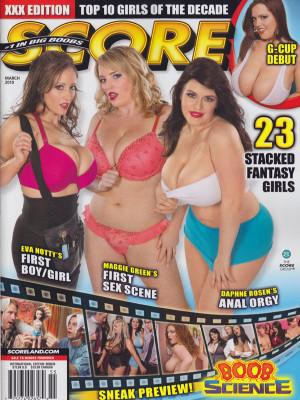 Score Magazine - March 2010