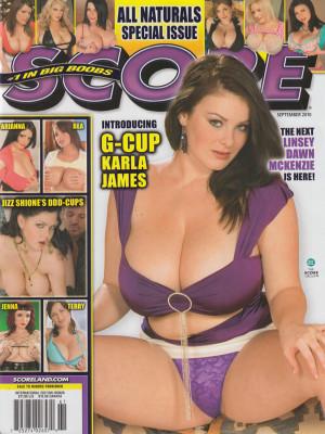 Score Magazine - September 2010