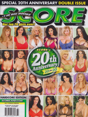 Score Magazine - June 2012