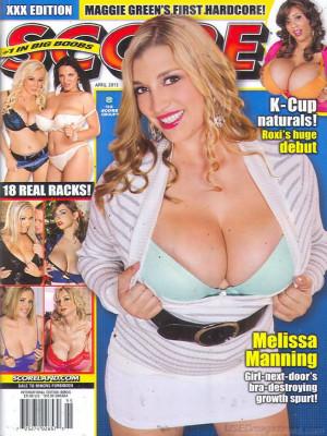 Score Magazine - April 2013