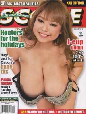 Score Magazine - February 2016
