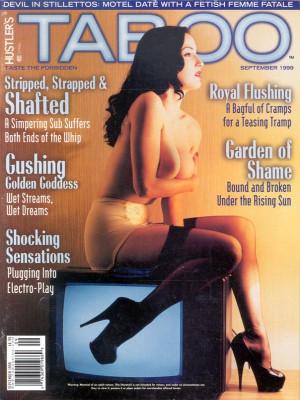 Hustler's Taboo - September 1999