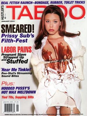 Hustler's Taboo - January 2001