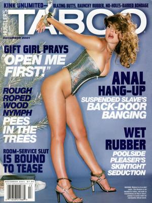 Hustler's Taboo - December 2001