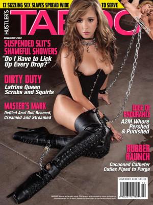 Hustler's Taboo - November 2010