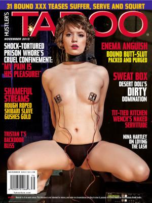 Hustler's Taboo - November 2013