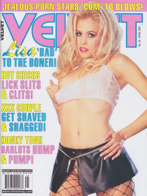 Velvet - April 2001